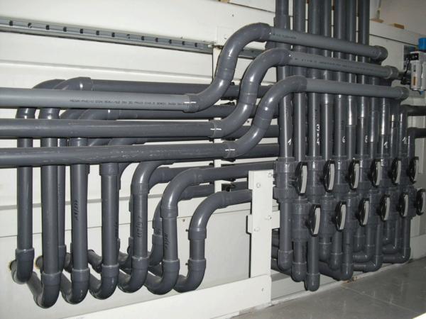 Tubos de Aço Industriais
