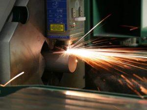 Corte a laser de tubos