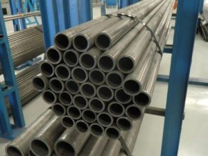 Trefilação, Corte e Usinagem de Tubos de Aço